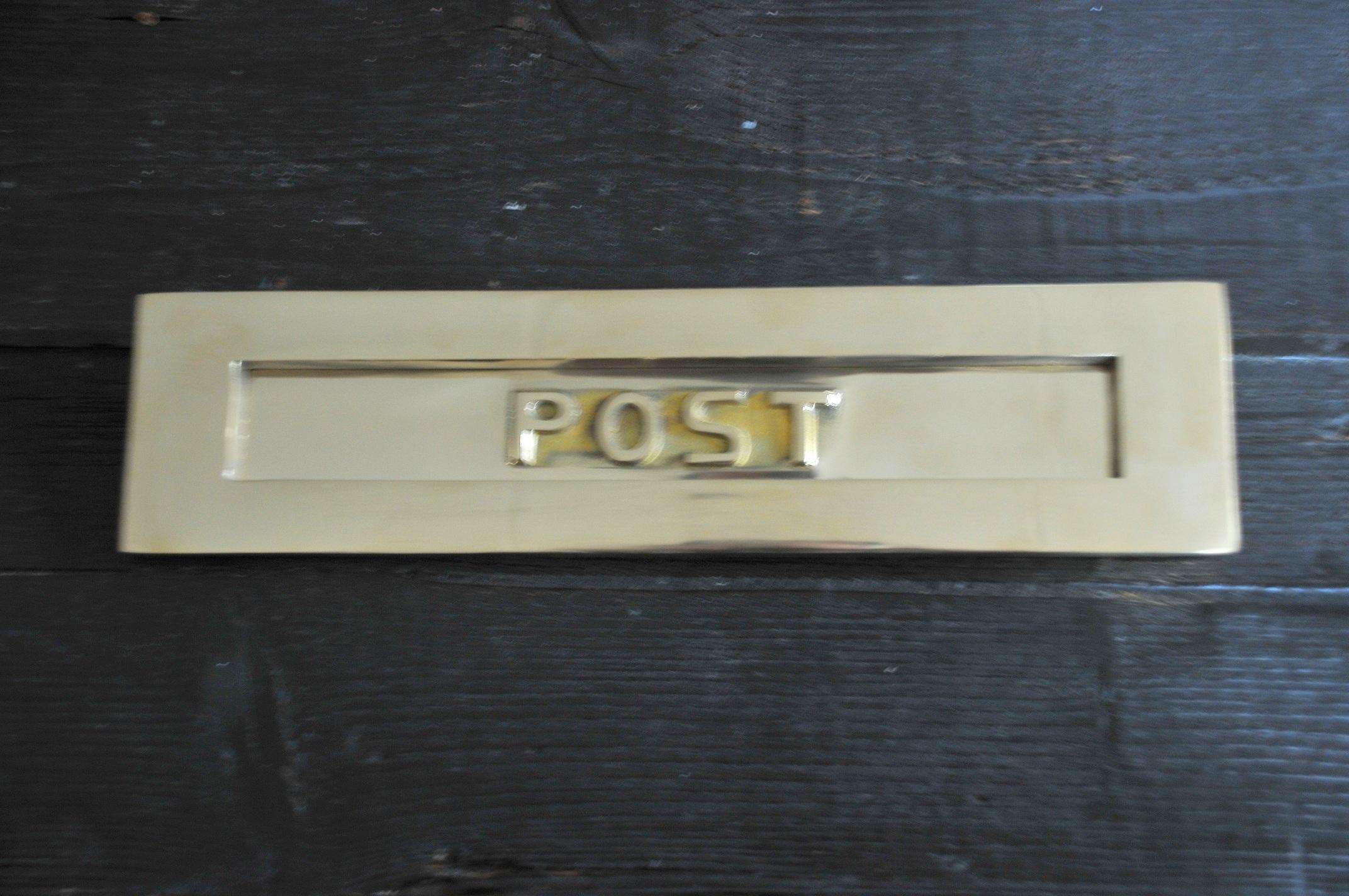 Verwonderlijk tags: brief slot deur, voordeur, brievenbus, brievenbus BJ-86