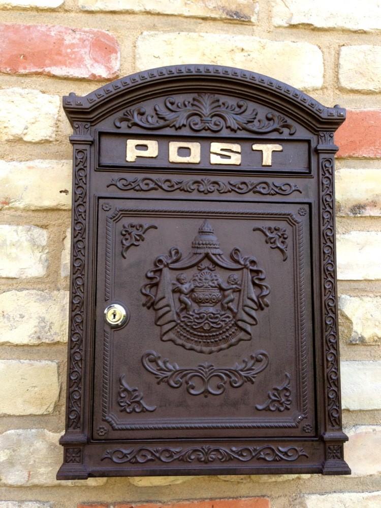 Verrassend Uw specialist voor decoratie, antiek, brievenbus, nostalgie AL-07