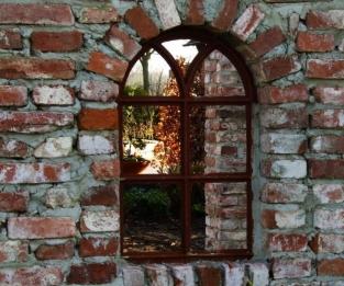 tags spiegel raam decoratie antiek raam en spiegel ijzer tuinhuisje schuur boerderij. Black Bedroom Furniture Sets. Home Design Ideas